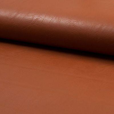 Kunstleder elastisch cognac