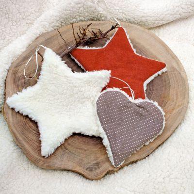 Materialset Weihnachtsanhänger