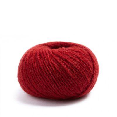 Wolle Bergamo rot  25 g  65 m