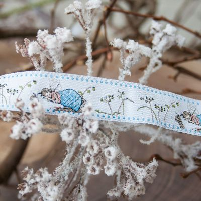 Webband Schlafende Elfe 16 mm breit