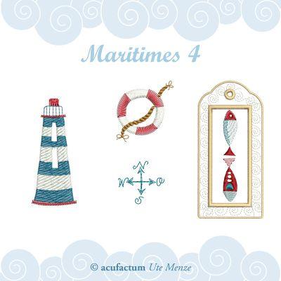 Stickdatei Maritimes 4