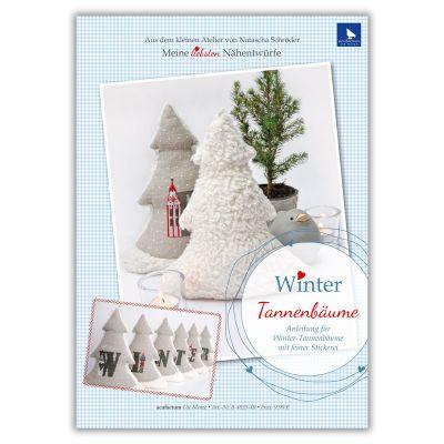 E-Anleitung Winter Tannenbäume