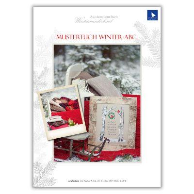 E-Anleitung Mustertuch Winter-ABC