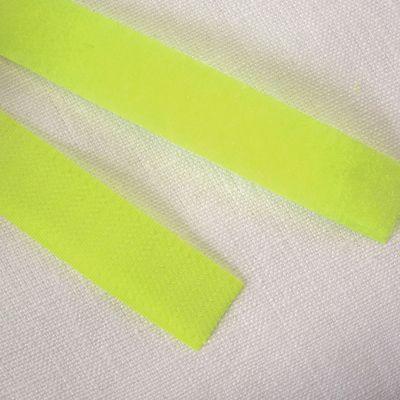 Band Klettverschluss neon gelb 20mm