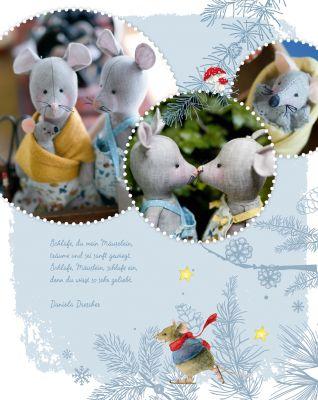 Stick- und Nähbuch Ach du liebe Maus !