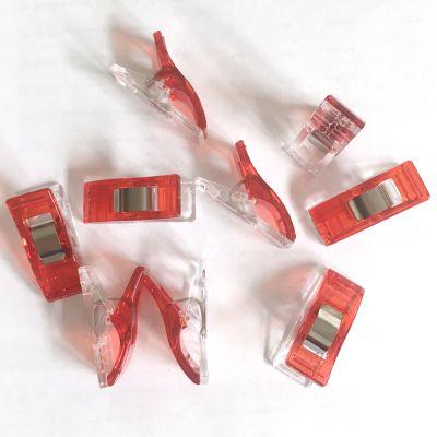 Stoffklammern Wonderclips rot 10 Stück