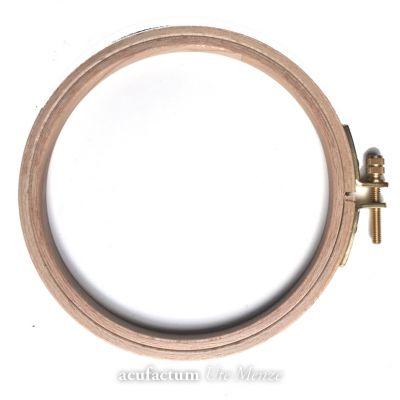 Holzstickring natur Durchmesser 10,5 mm /Höhe 8mm