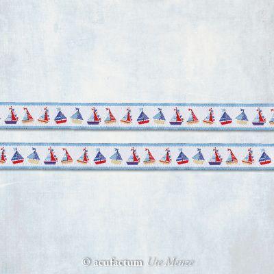 Webband Segelboote