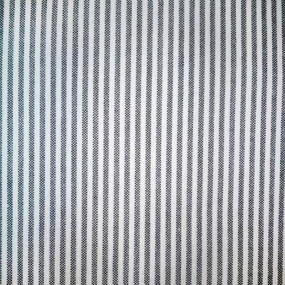 BW-Stoff dunkelgrau-weiß gestreift
