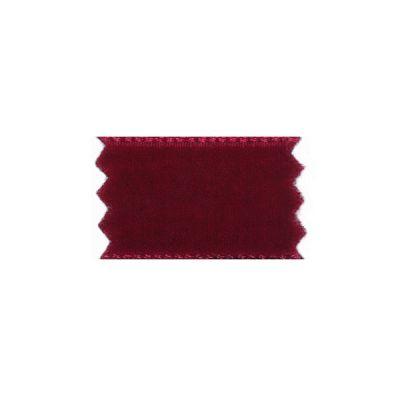 Samtband rot 4,5 mm breit