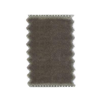Samtband beige 16 mm breit