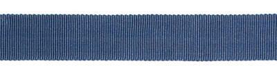 Ripsband Dolce graublau 25 mm breit
